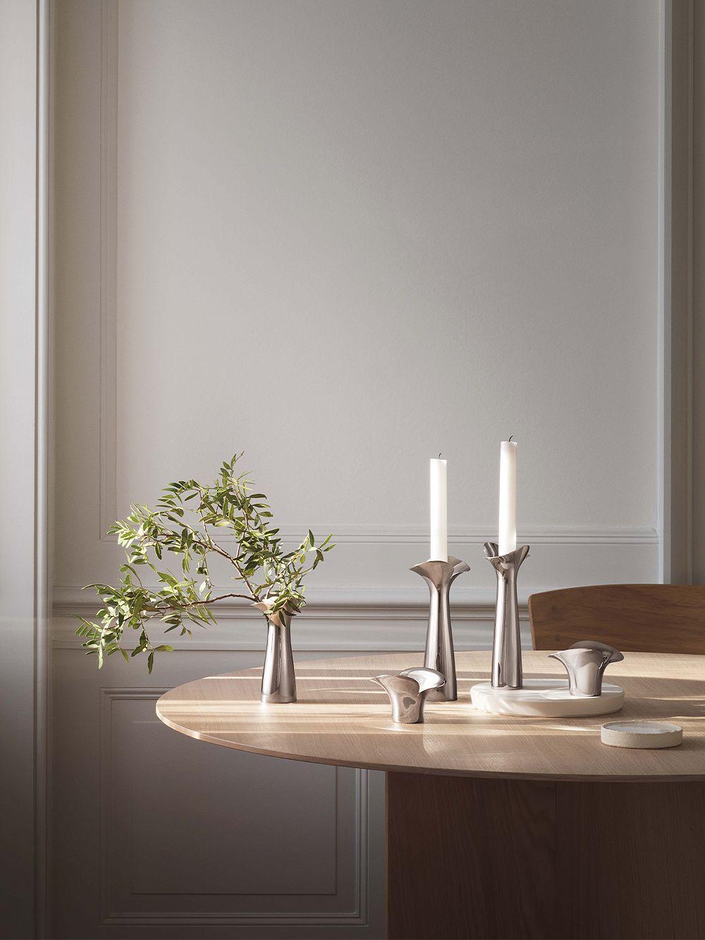 Georg Jensen Botanica candleholders
