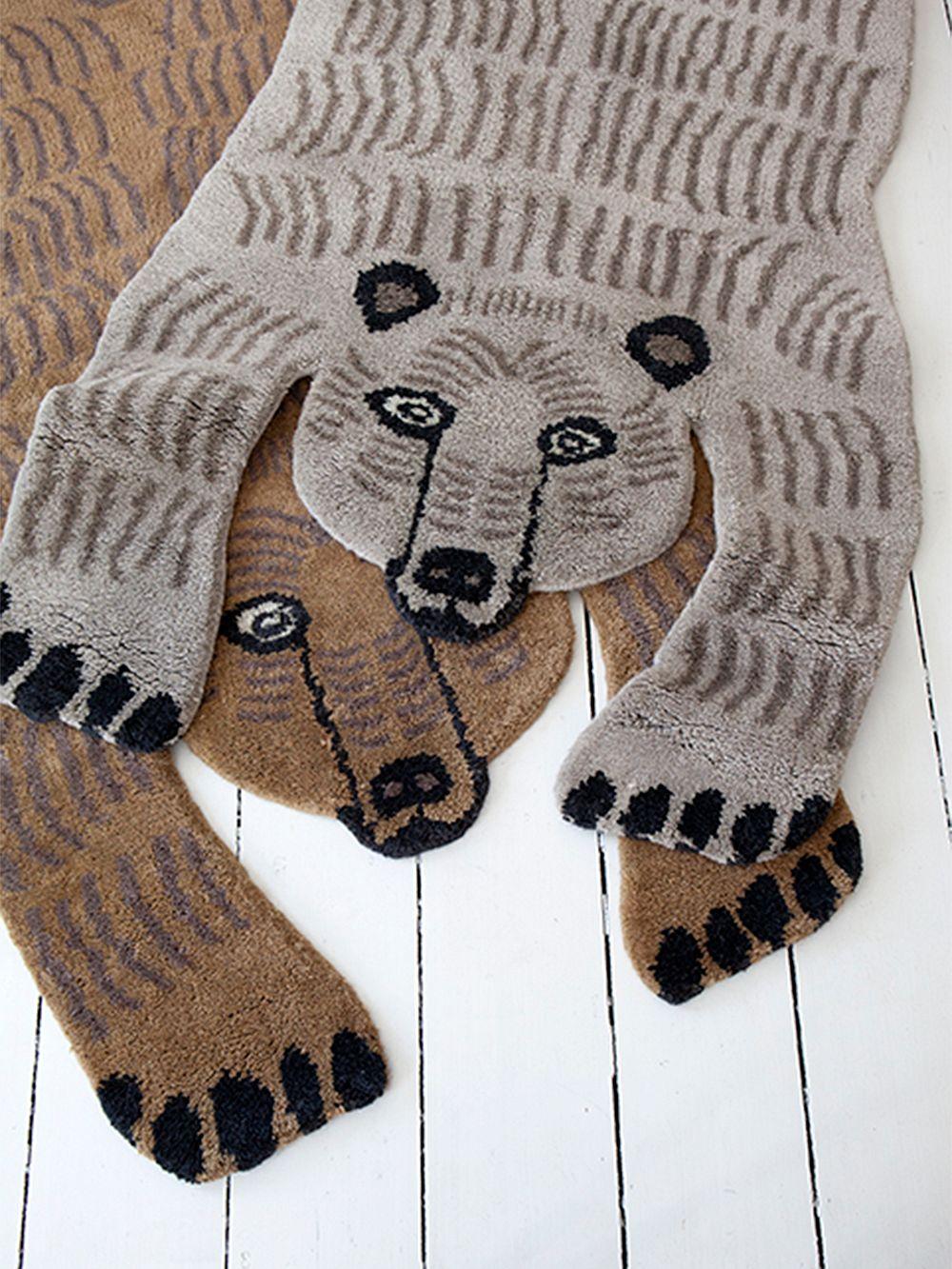 MUM's Bear rug