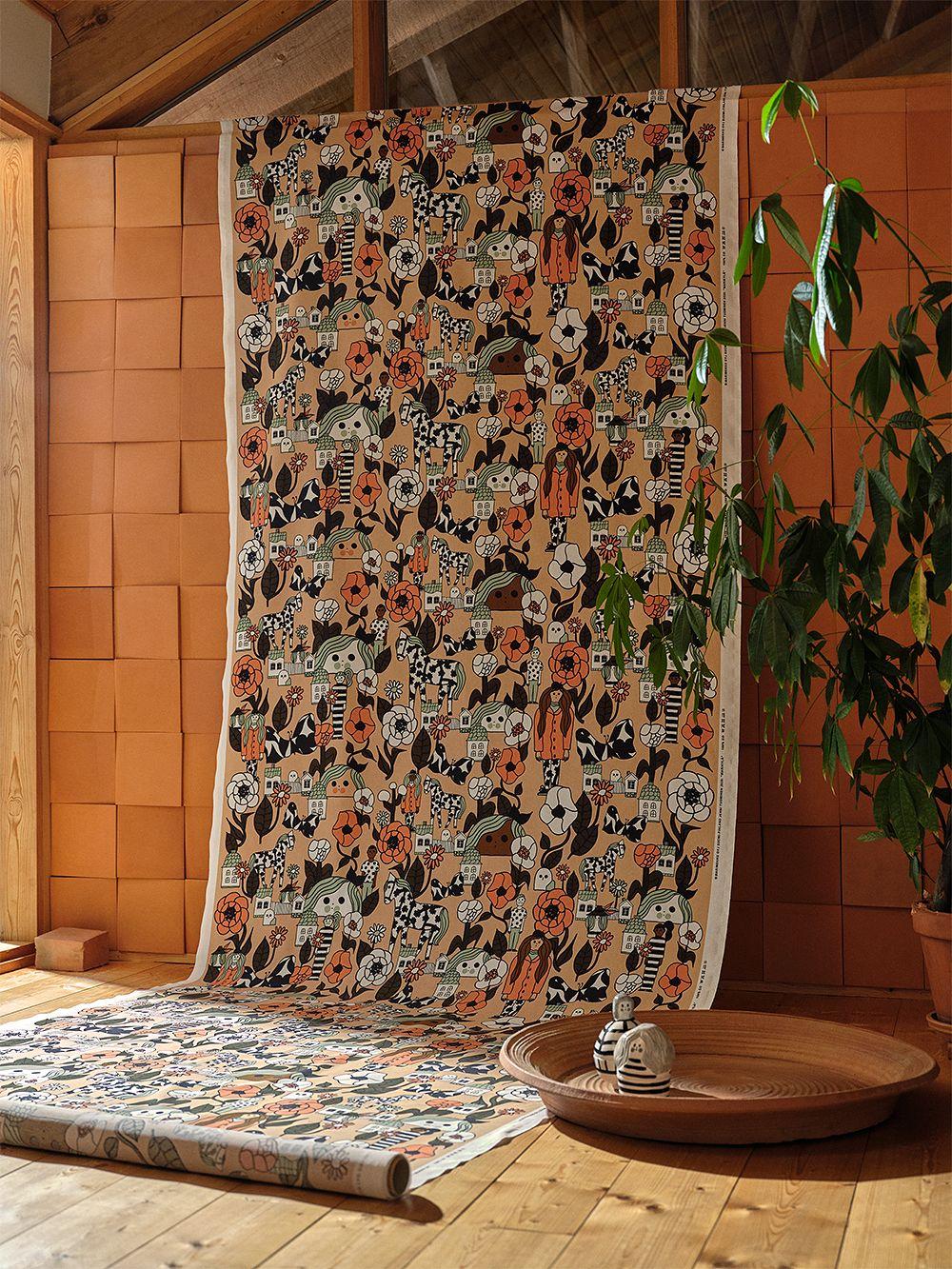 Marimekko Marikylä fabric