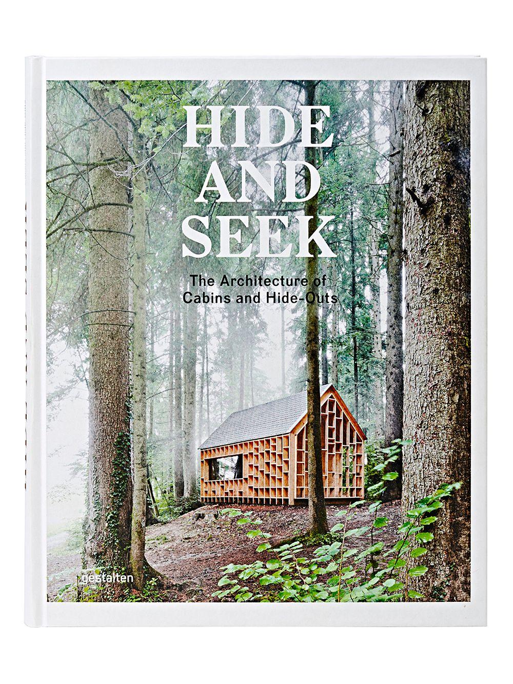 Gestalten Hide and Seek book cover