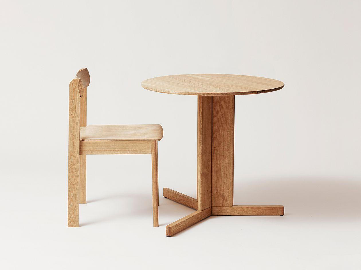 Form & Refine Trefoil dining table
