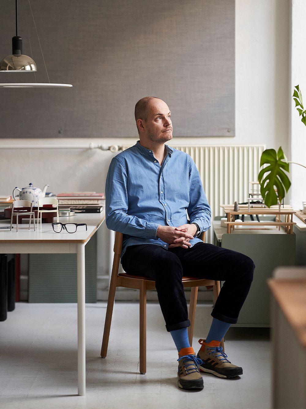 Designer Thomas Bentzen