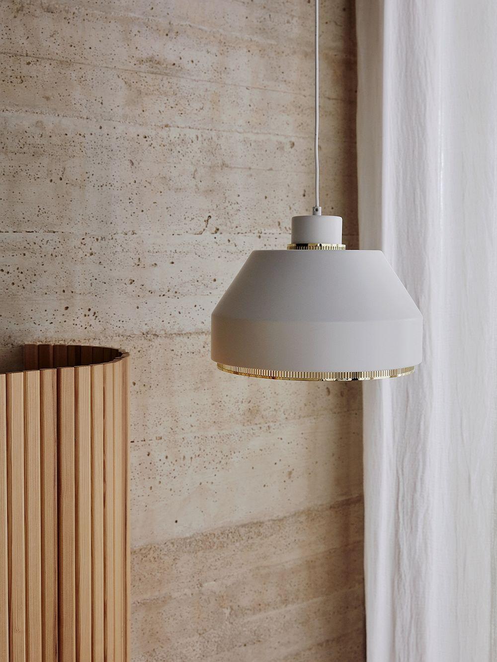 Artek AMA 500 pendant light in white