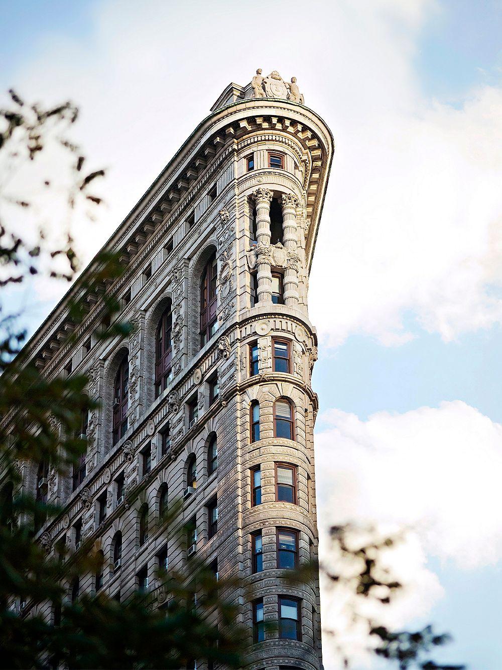 New York on foot: Fifth Avenue, Flatiron Building