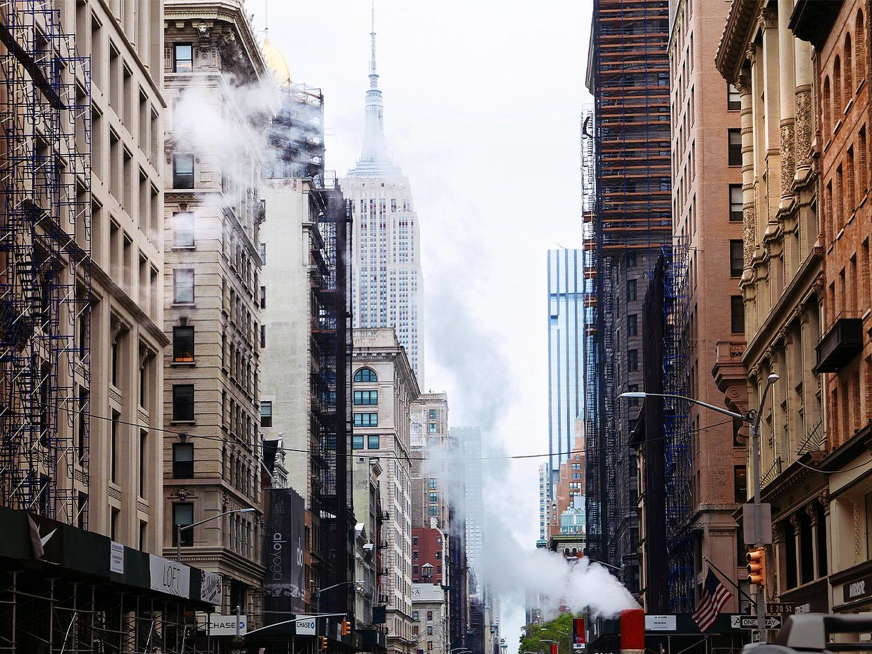 New York on foot: Fifth Avenue