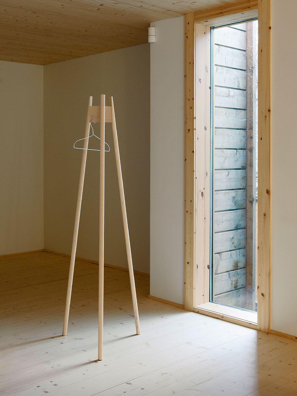 Nikari Architecture hanger