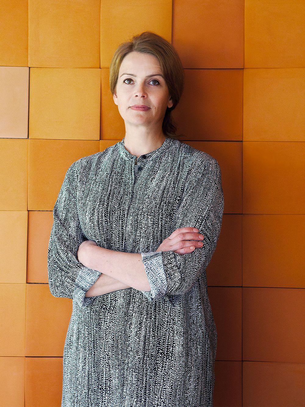 Jenni Roininen of Nikari