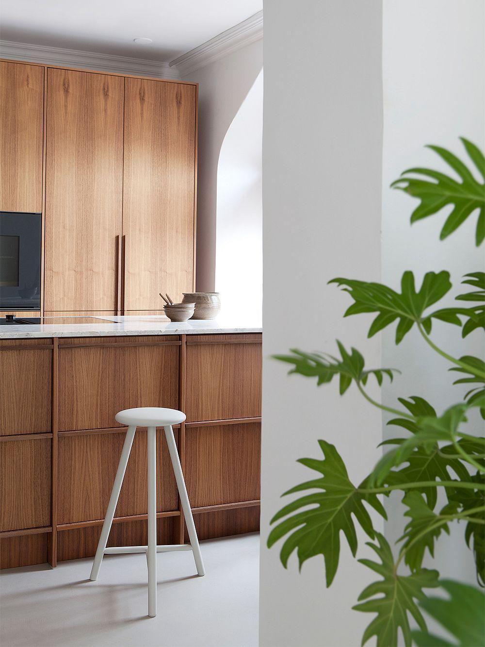Nikari Perch bar stool 63 cm, grey