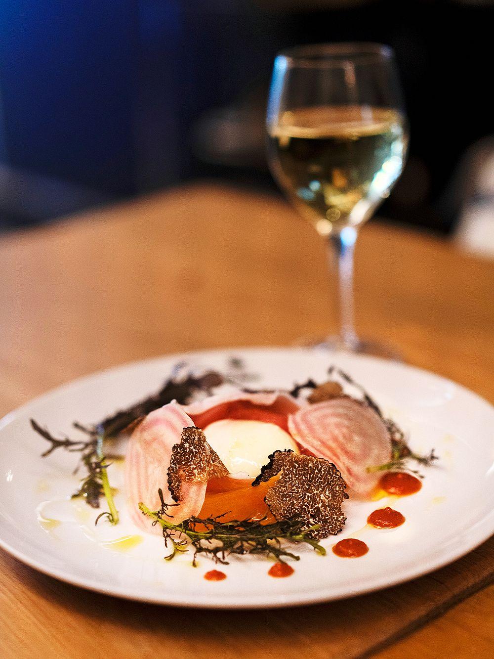 The Artisan de la Truffe restaurant in Paris