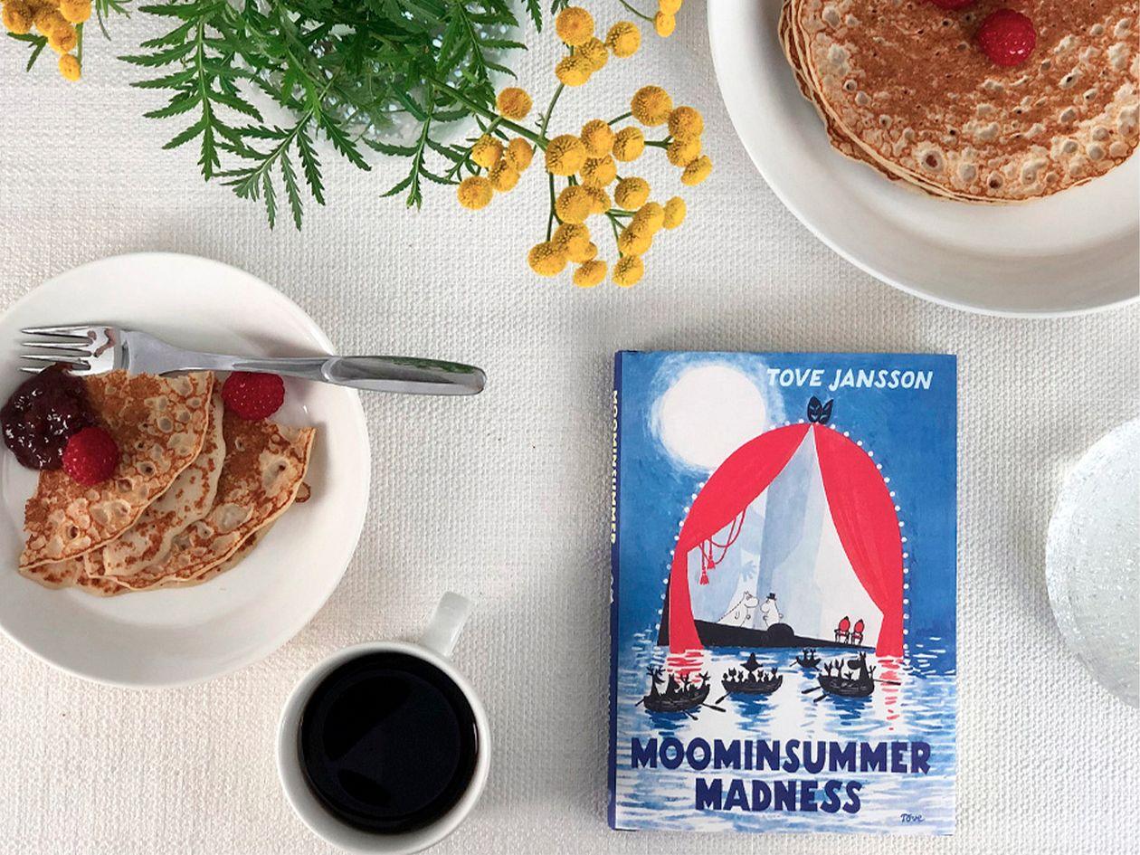 Sort Of Books Moominsummer Madness