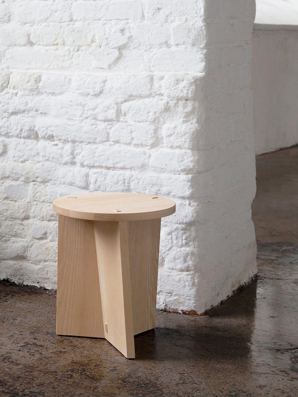 Nikari Marfa stool/table, ash