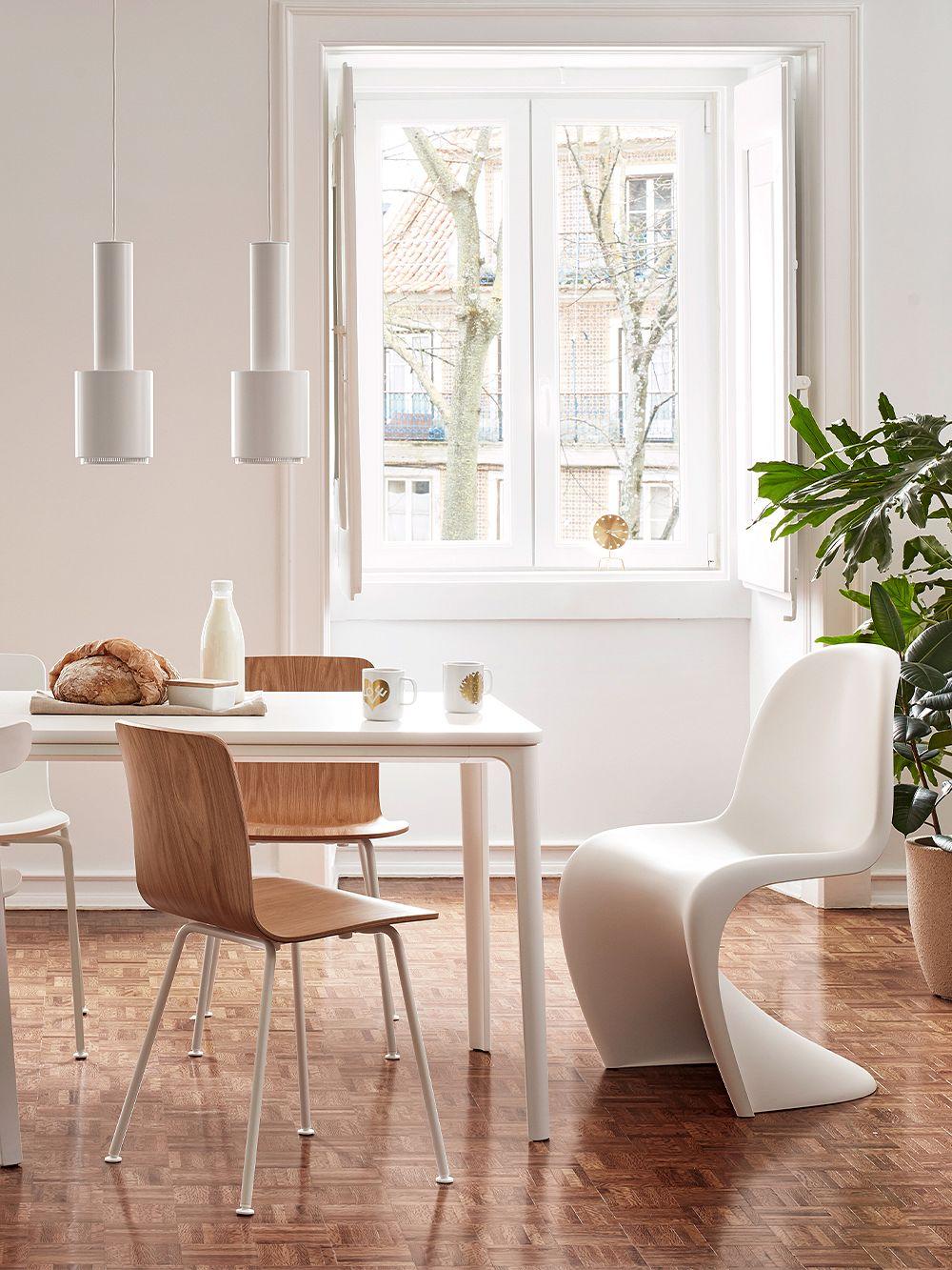 Vitra Panton chair, white