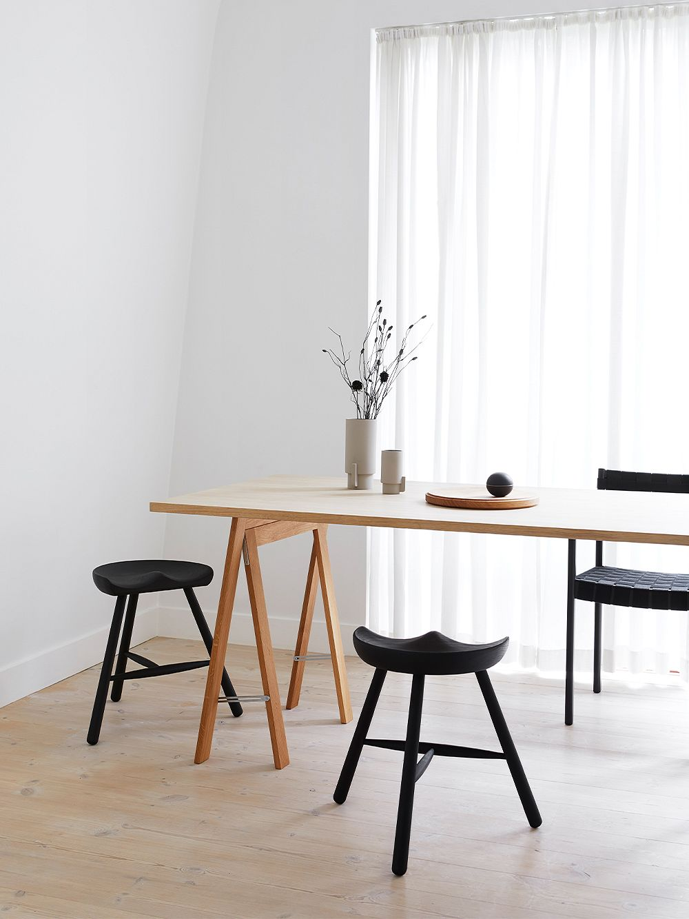 Form & Refine Shoemaker Chair No. 49 stool