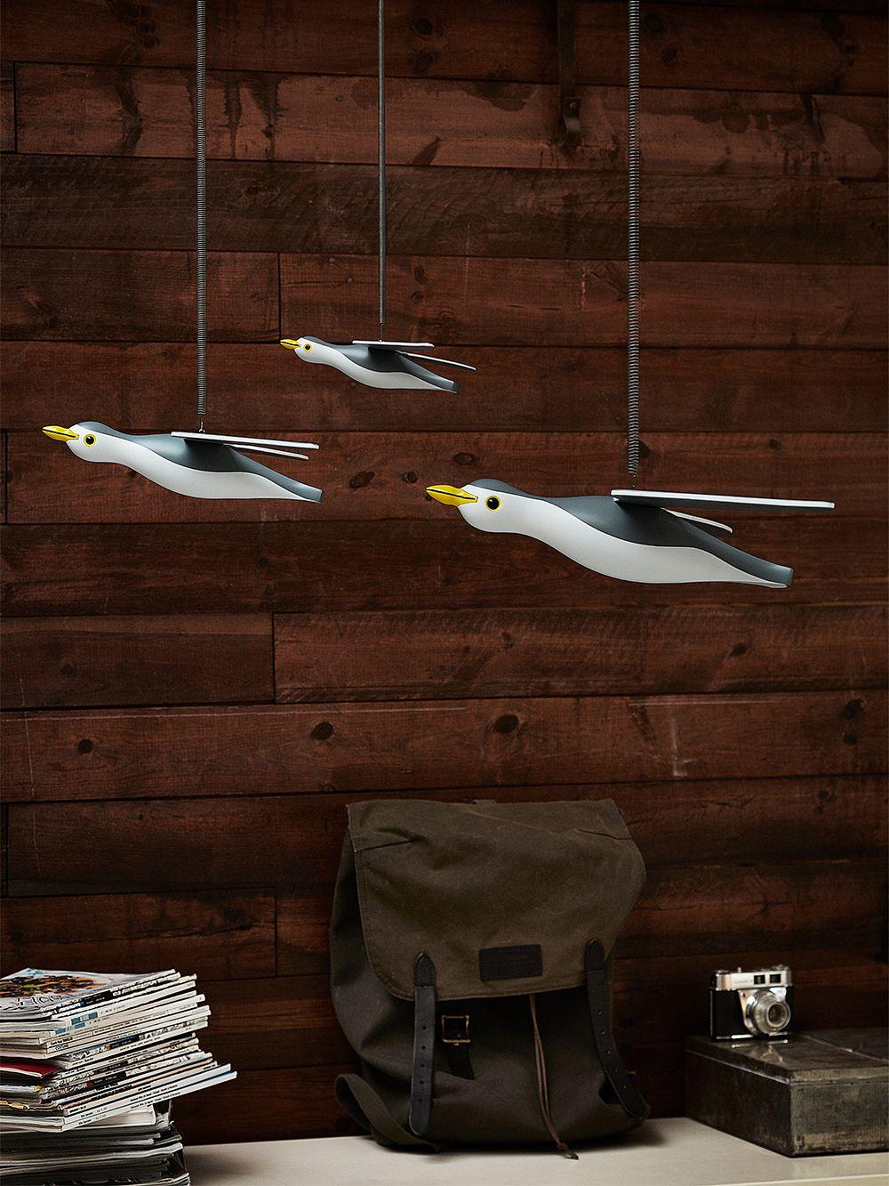 Kay Bojesen Seagull mobiles