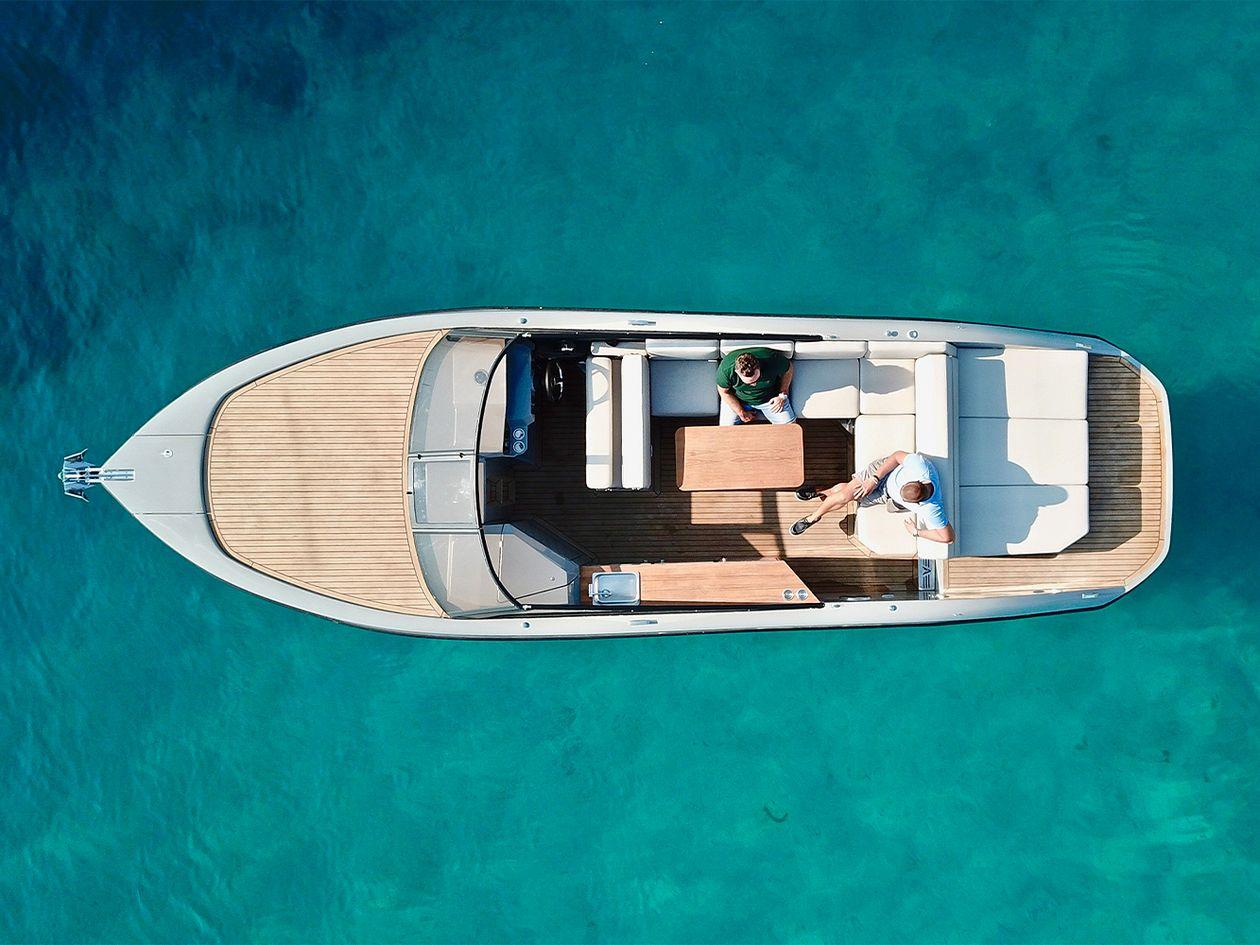 Rand electric speedboats, Leisure