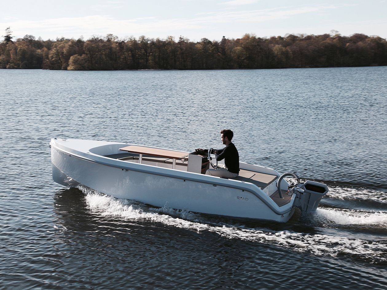 Rand electric speedboats, Picnic