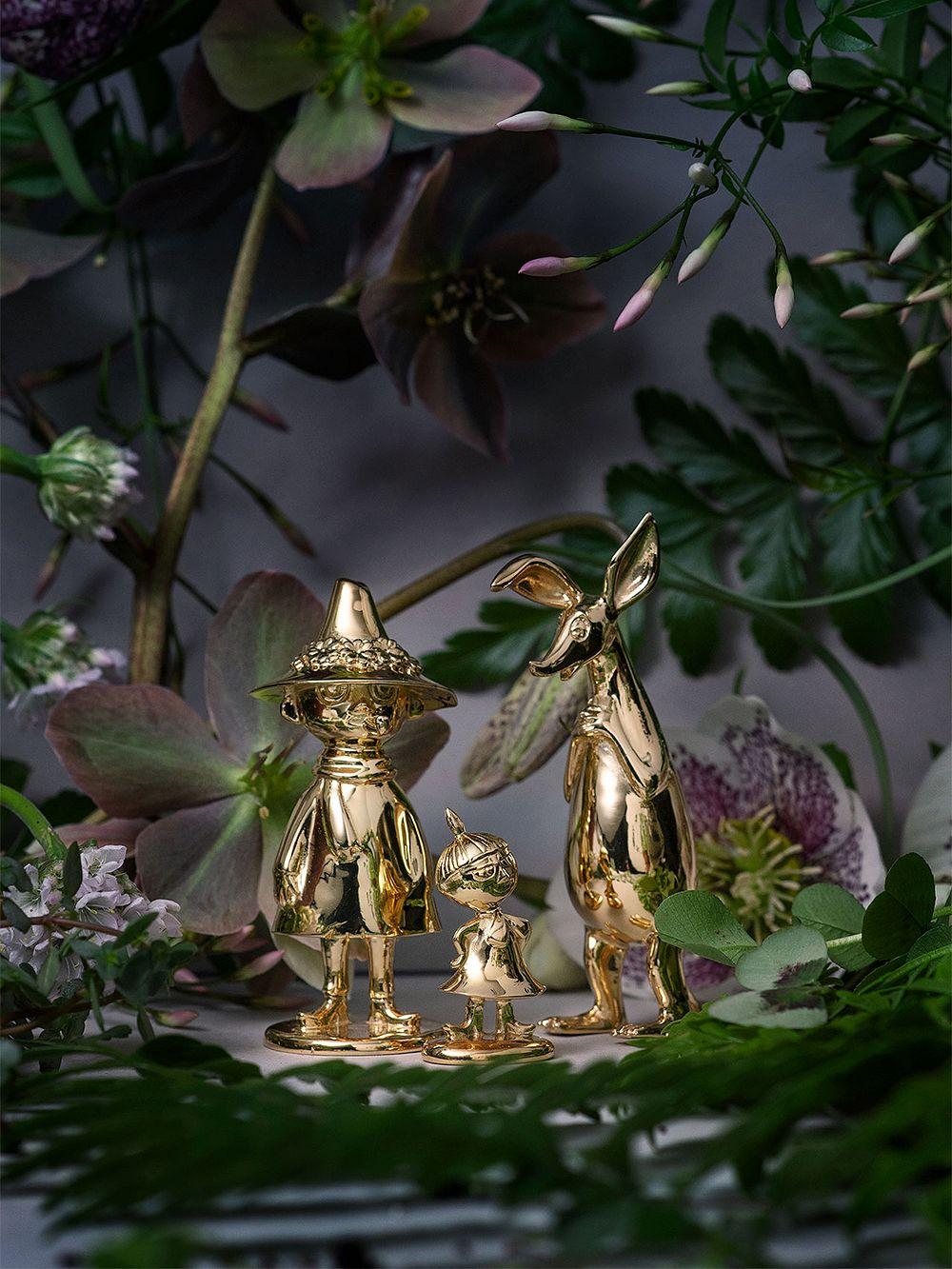 Moomin x Skultuna figurines