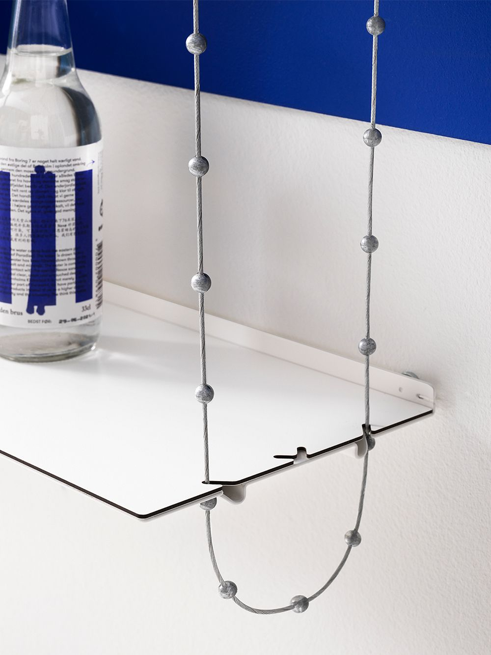 Cell shelf by String Furniture