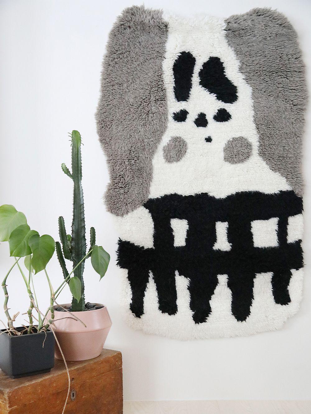 Mum's Big Koala rug