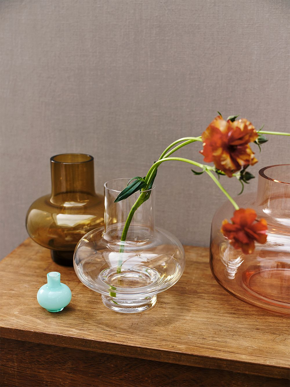The Umpu vase by Marimekko