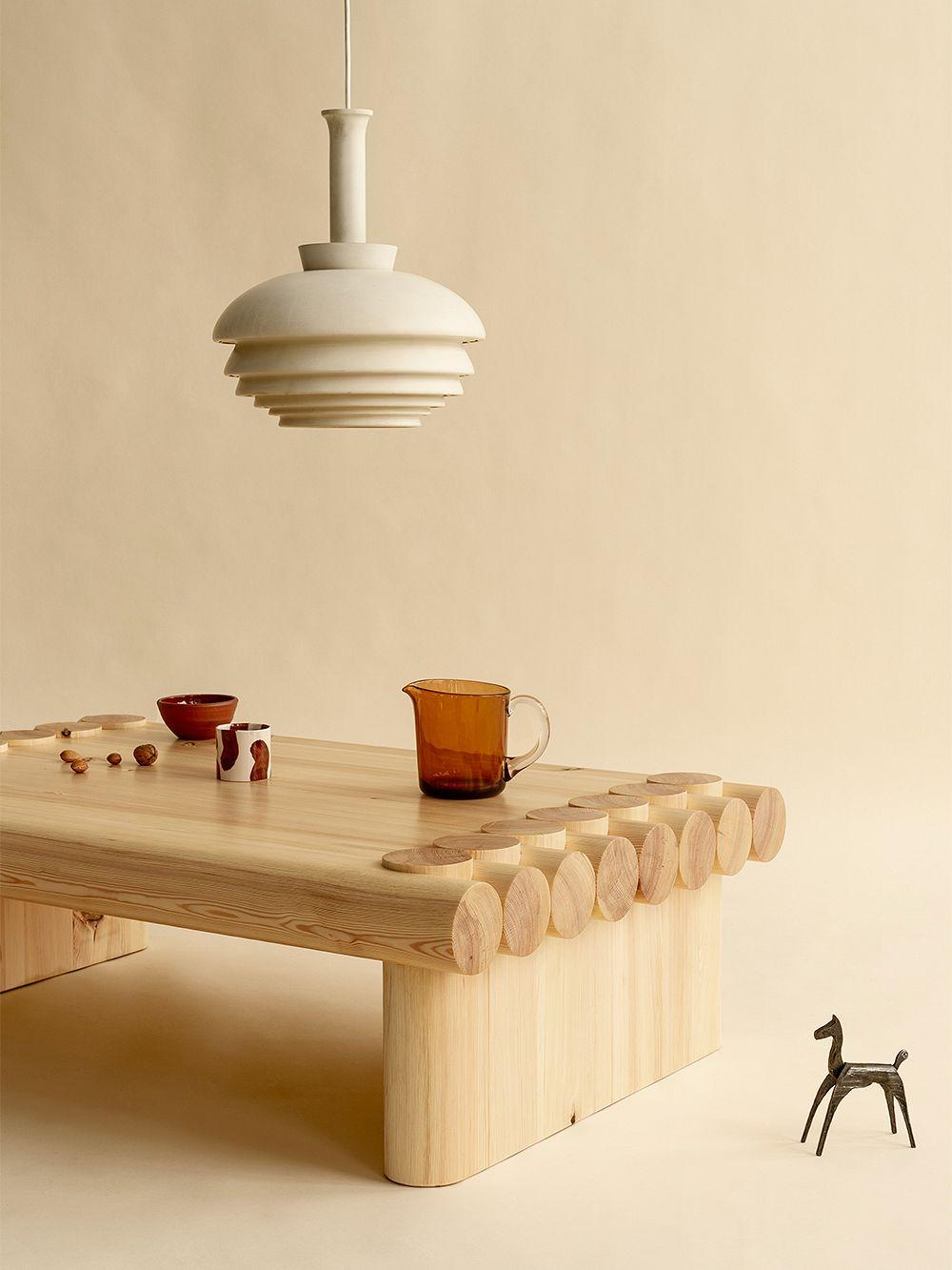 Vaarnii coffee table