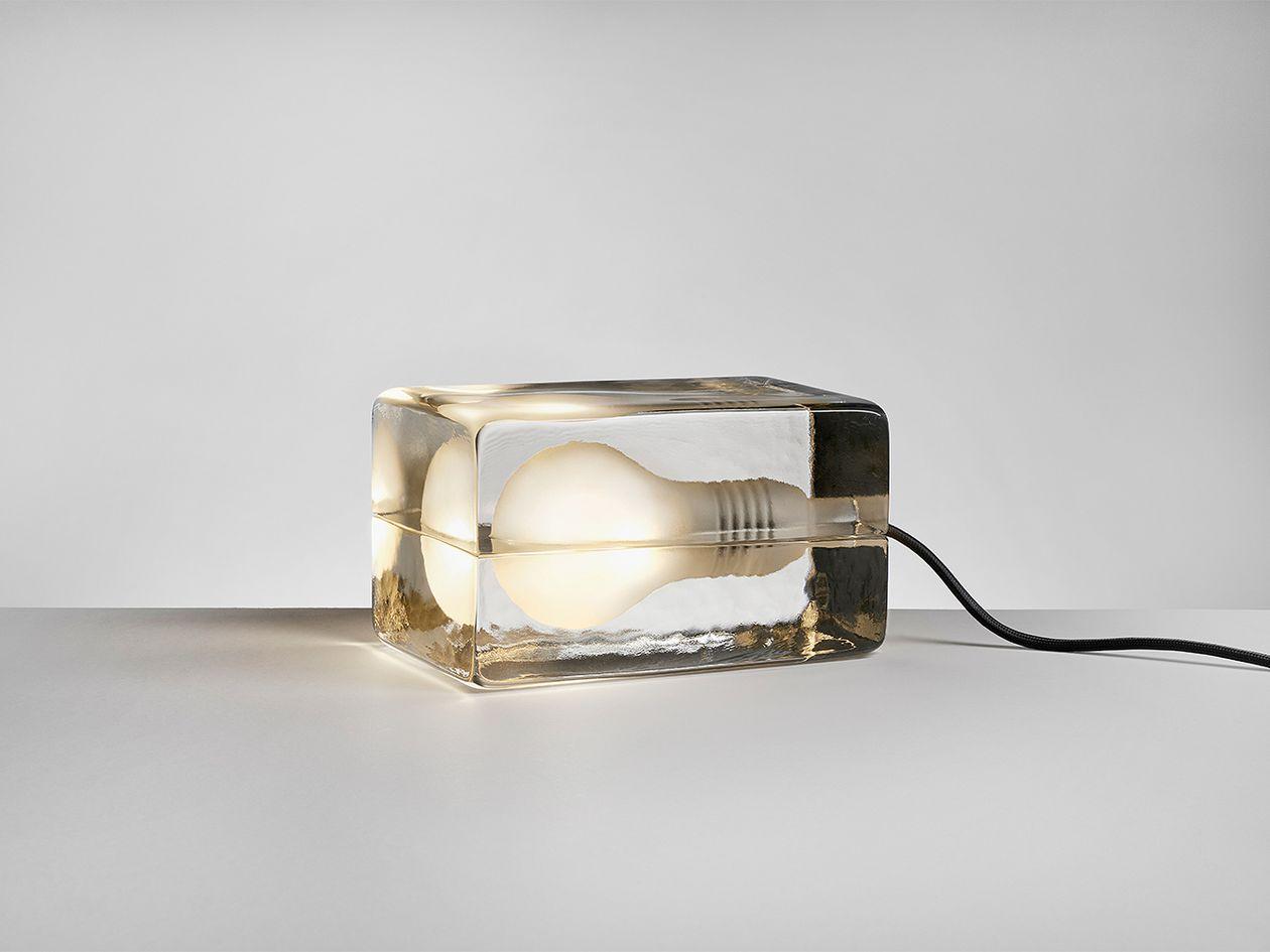 Design House Stockholm's Block Lamp