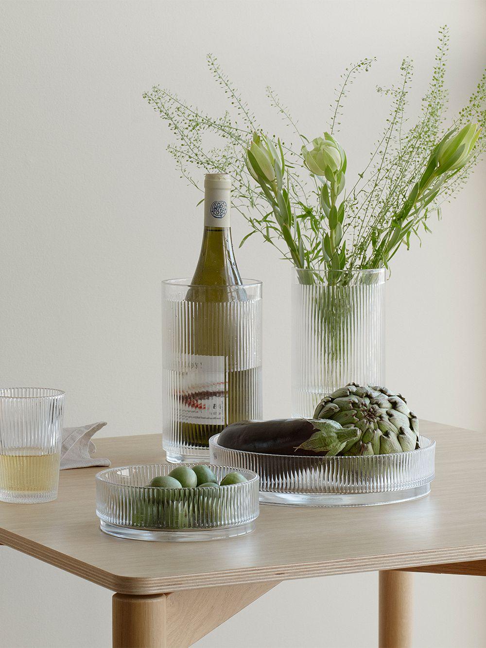 Stelton Pilastro wine cooler