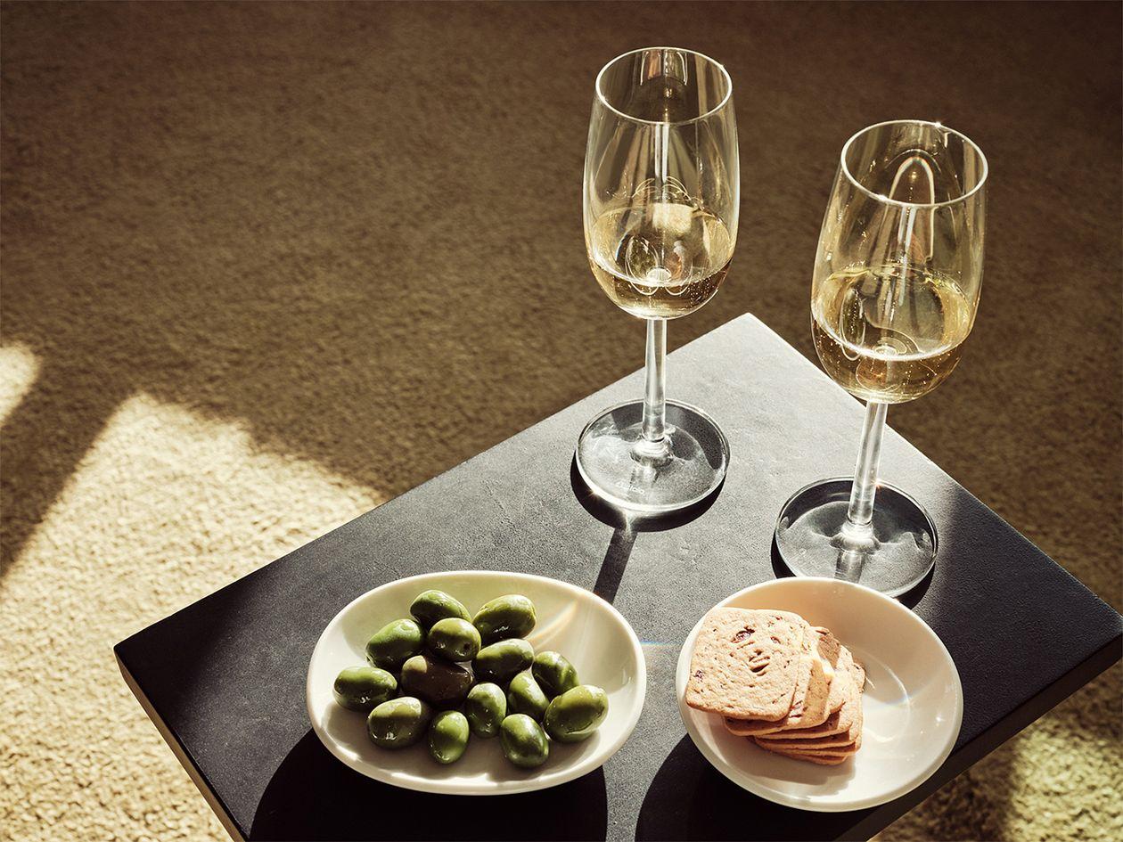 Iittala Raami sparkling wine glass, 2pcs