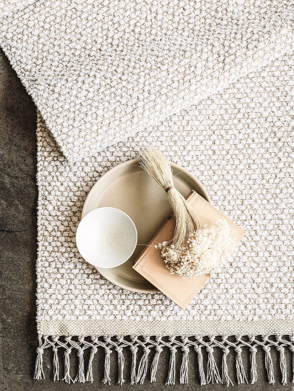 VM Carpet Duo Popcorn rug