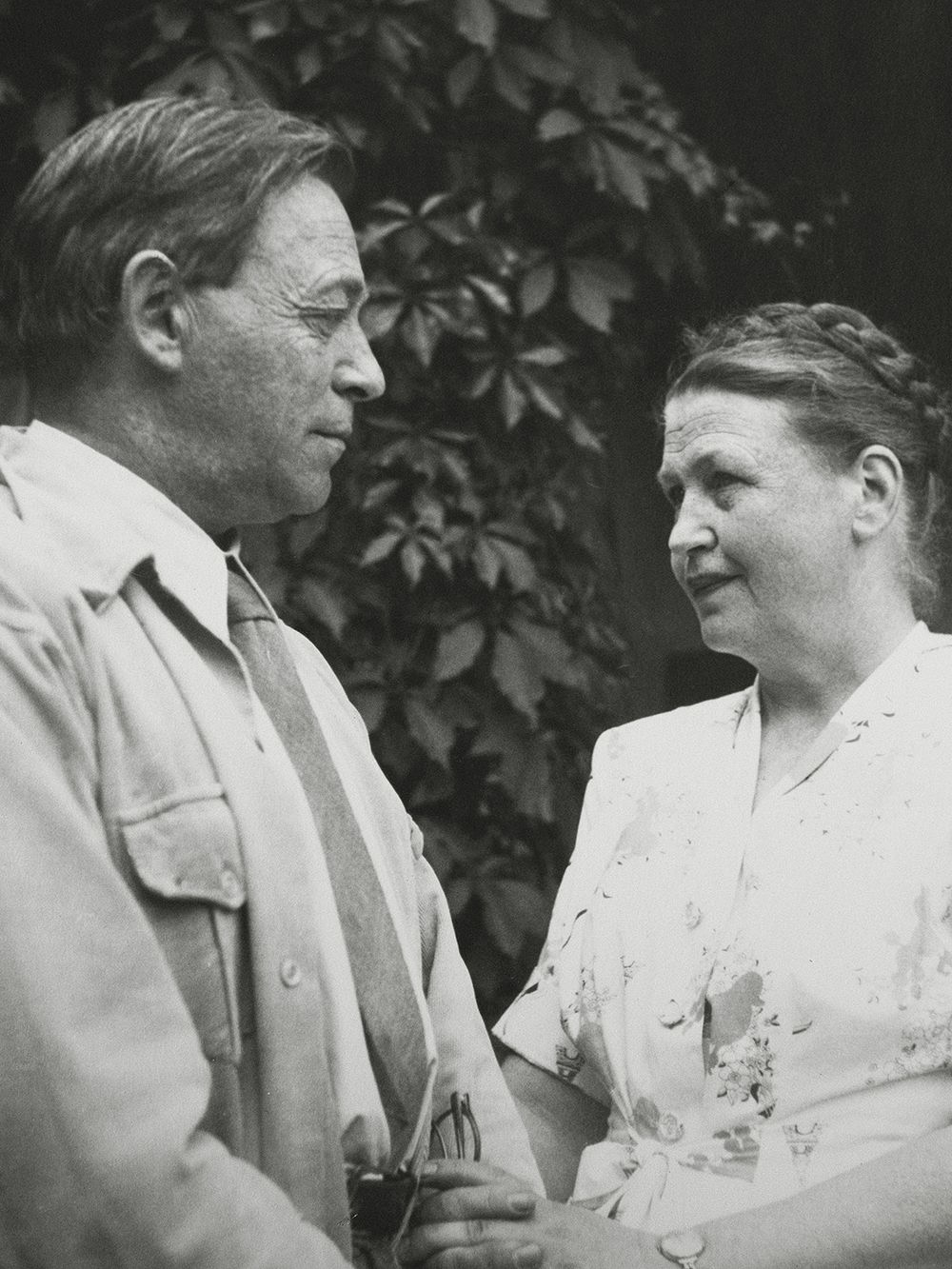 Alvar and Aino Aalto