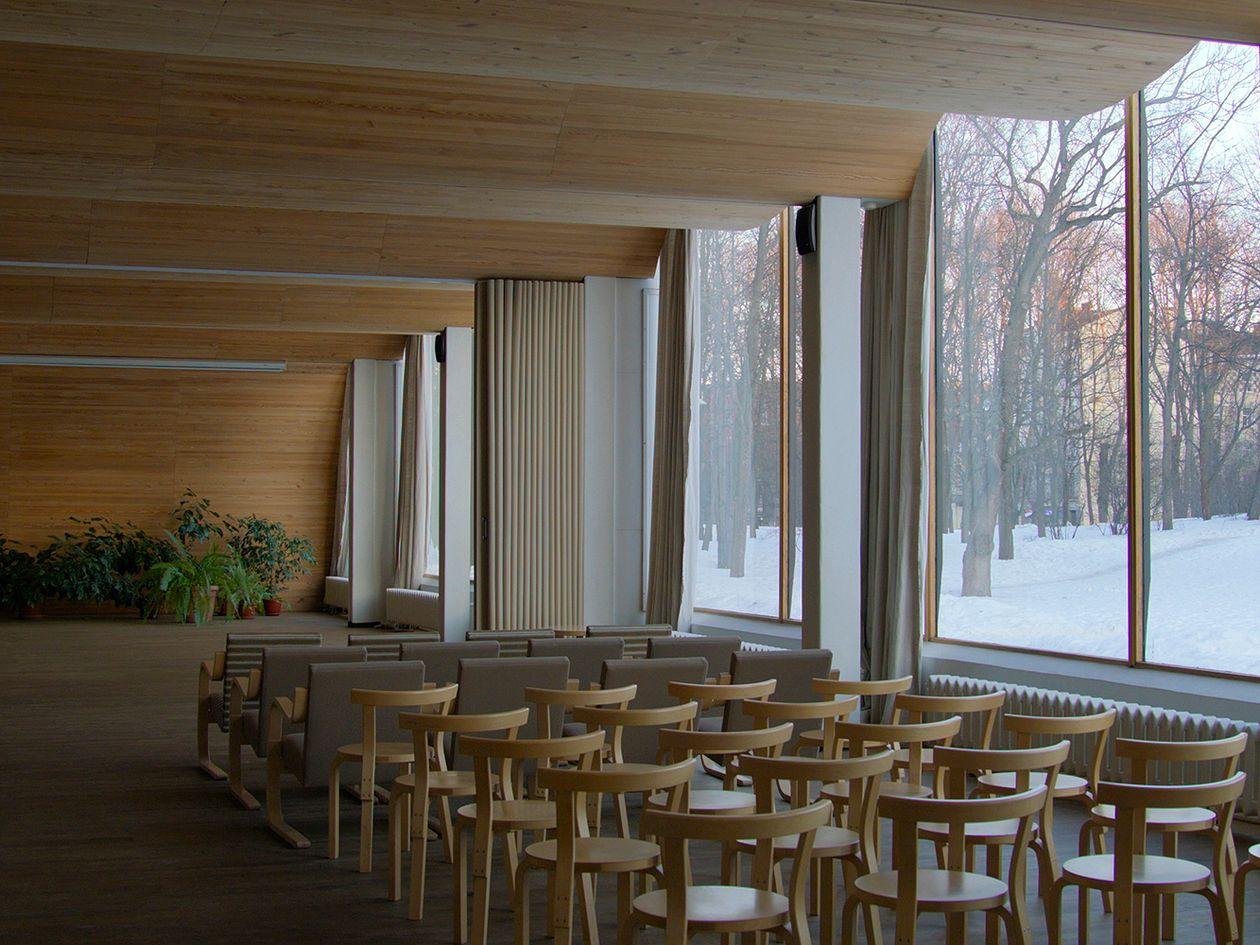 Artek Aalto chair 68