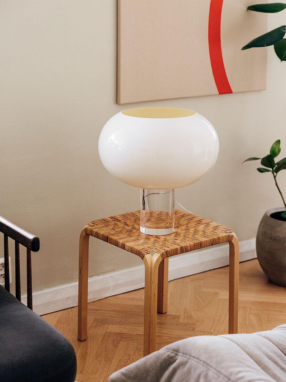 Artek Y61 rattan stool