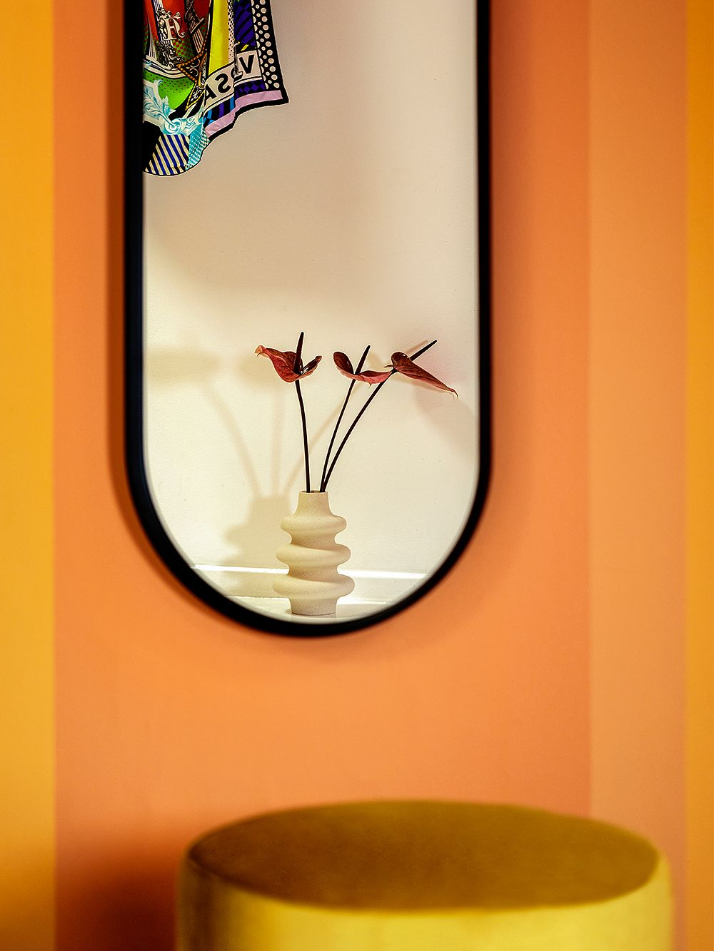 Menu's Norm wall mirror