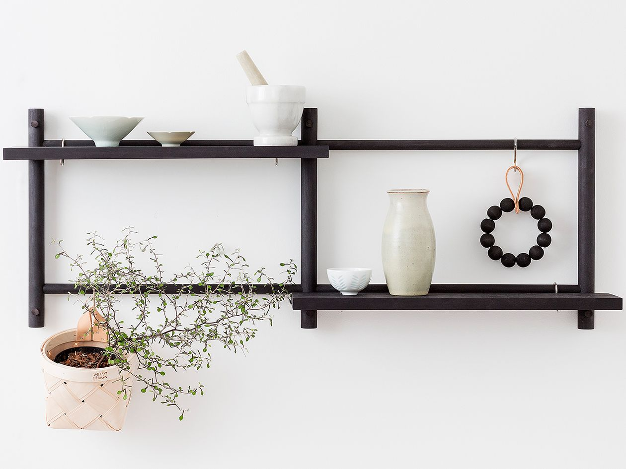 Verso Design Tikas wall rack
