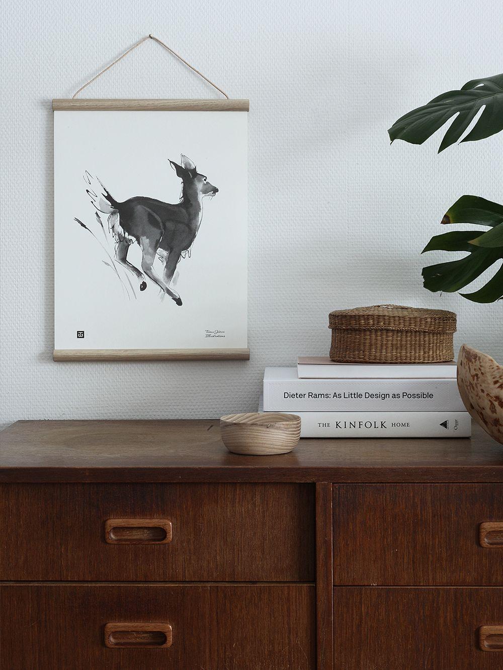 Teemu Järvi's White-Tailed Deer poster