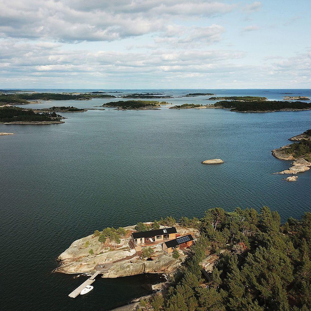 Project Ö scenery