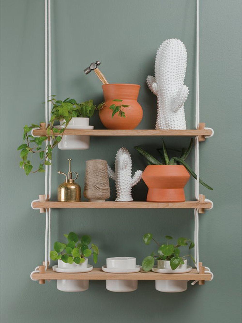 Hakola's Riippu Garden shelf