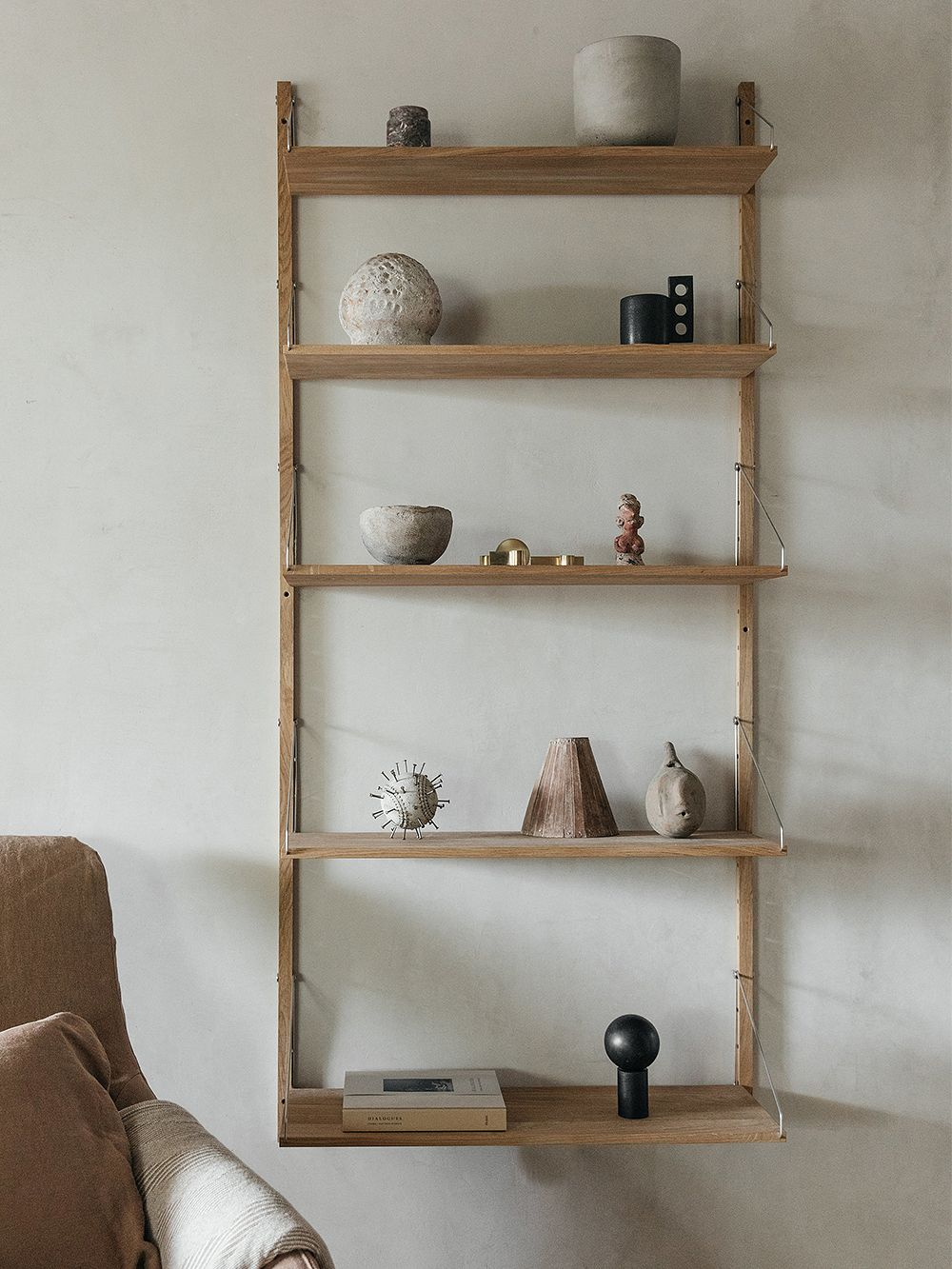 Frama's Shelf Library wall shelf