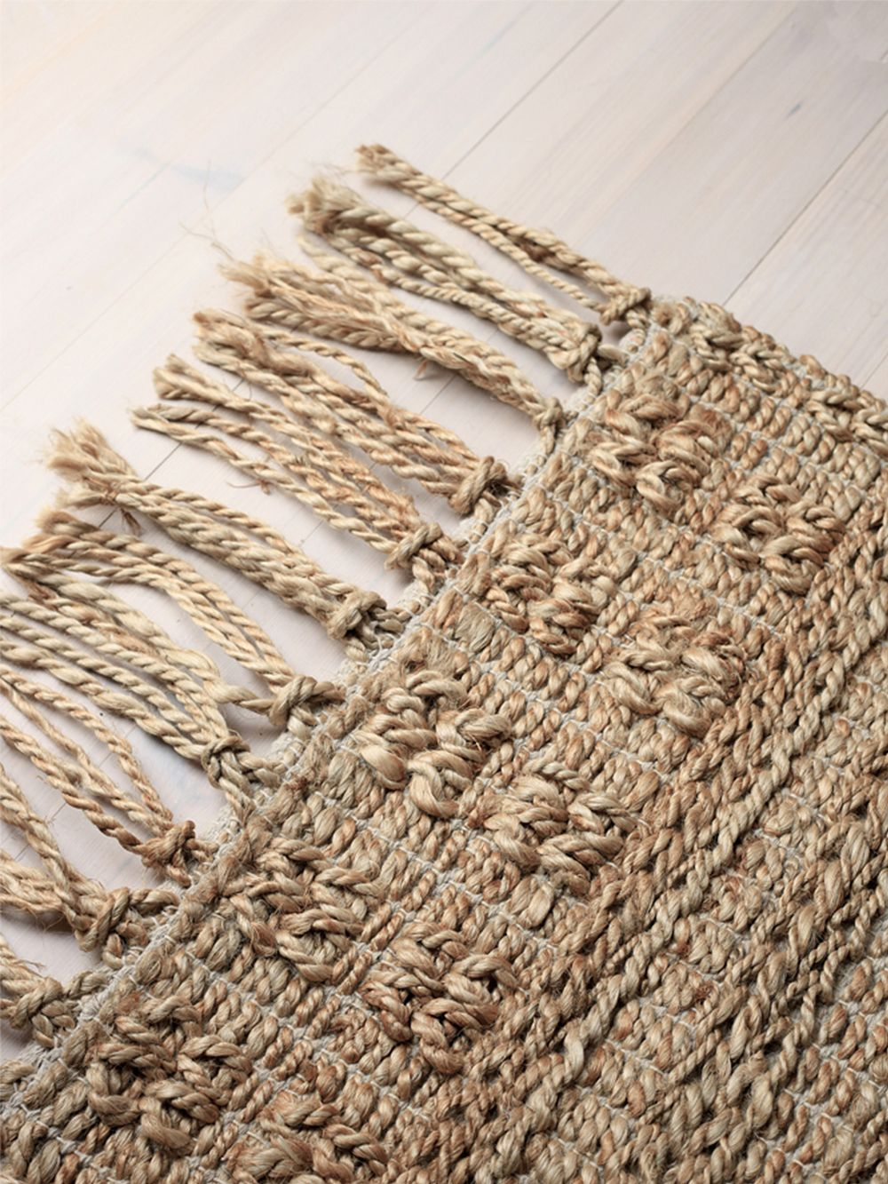 Roots Living Wicker rug
