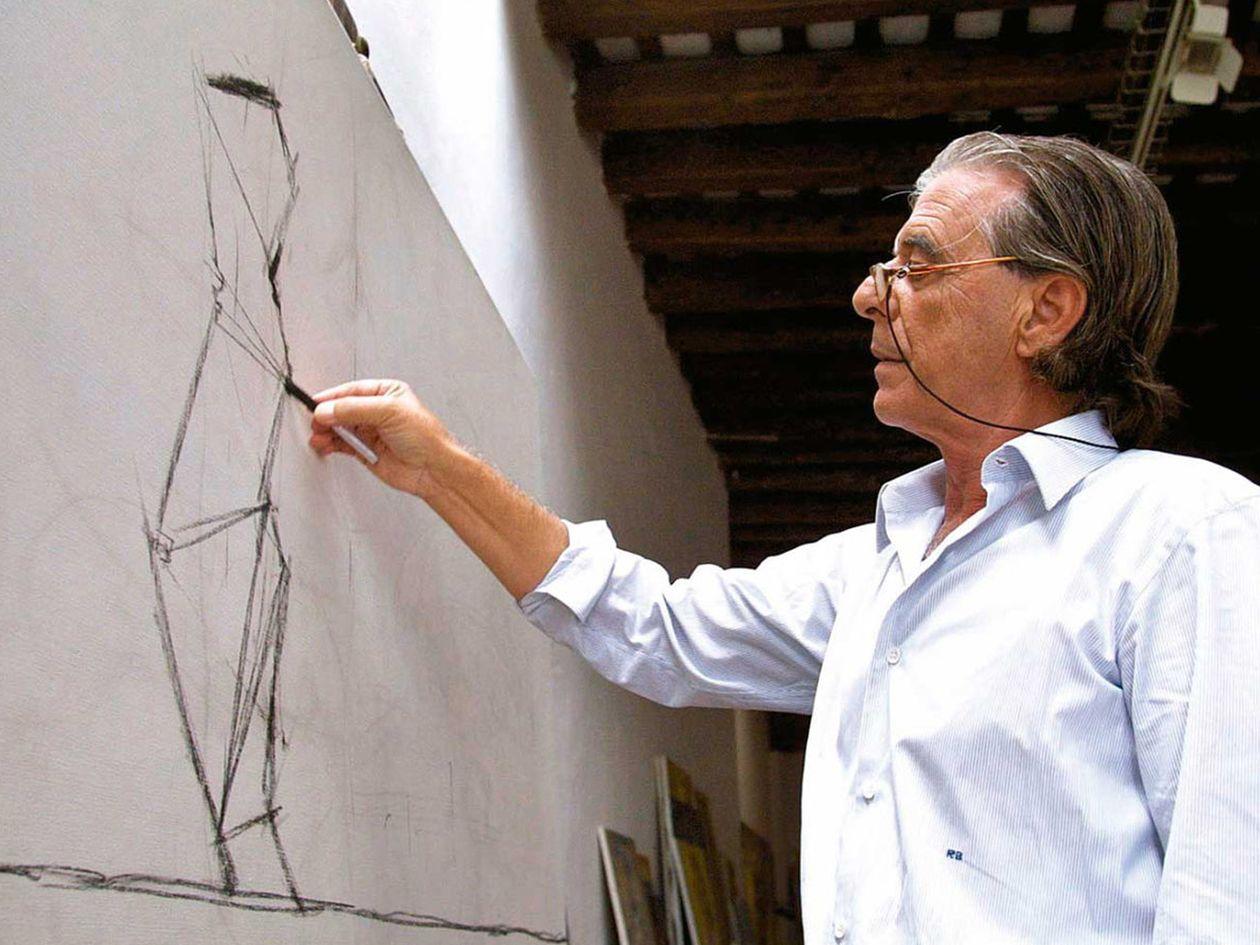 Architect Ricardo Bofill
