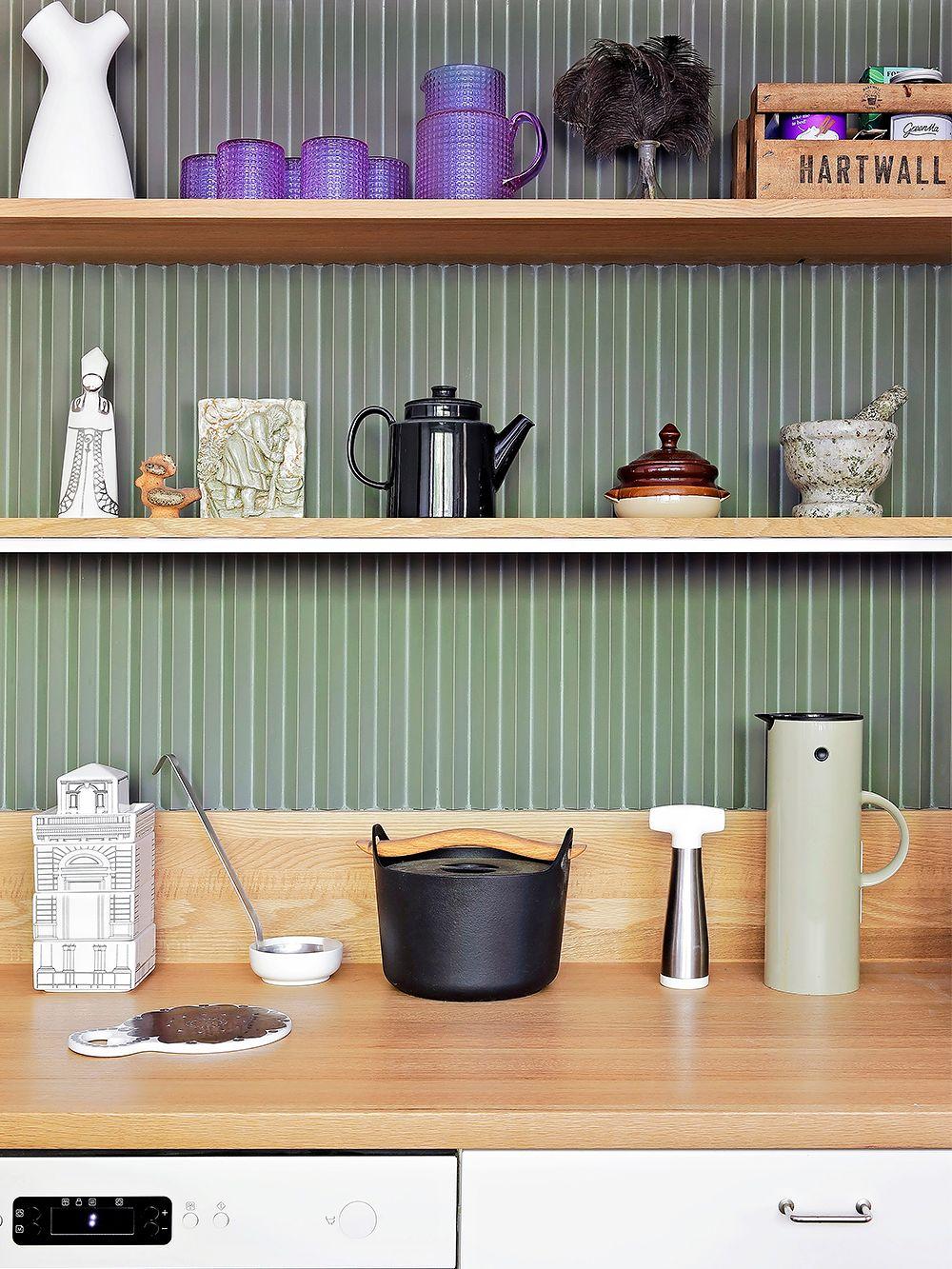 Iittala's Sarpaneva cast iron pot