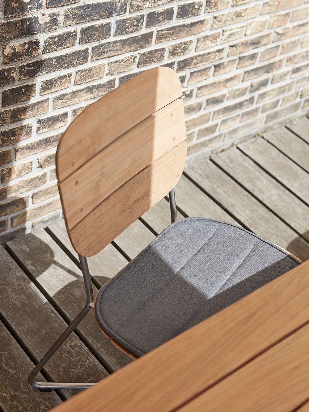 Skagerak's Lilium chair cushion