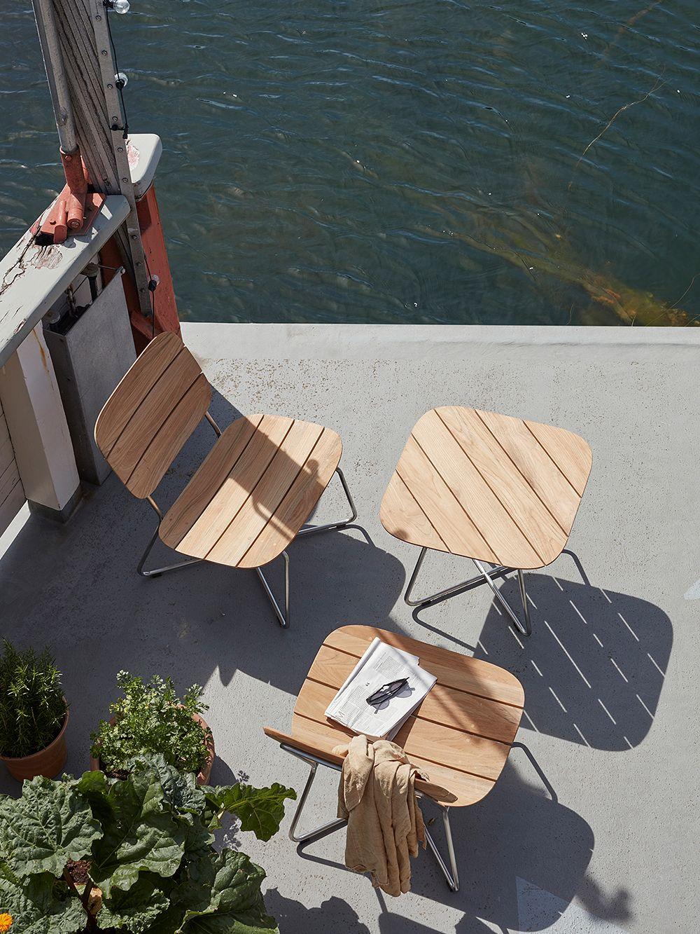 Skagerak's Lilium outdoor furniture