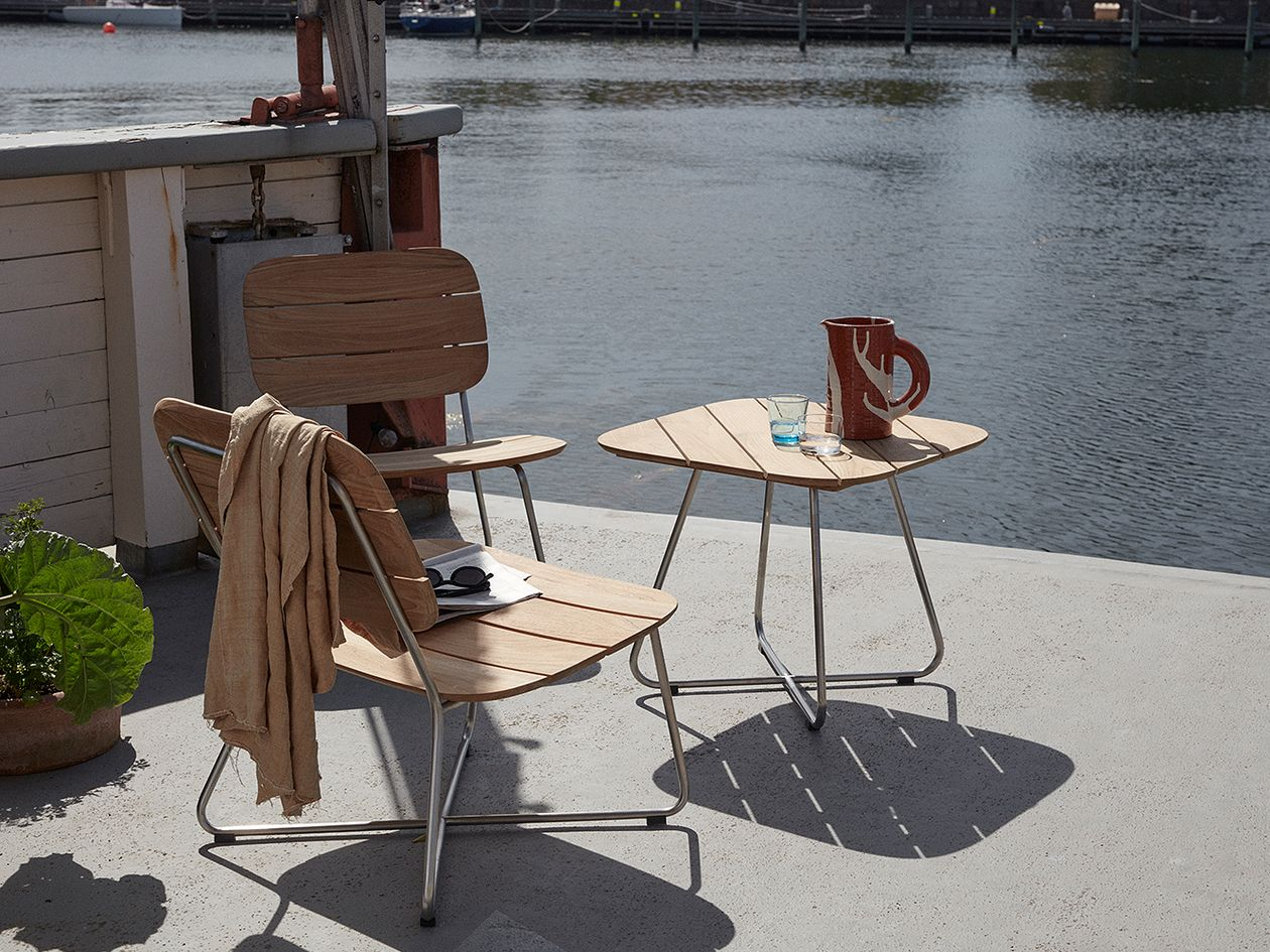 Skagerak's Lilium coffee table