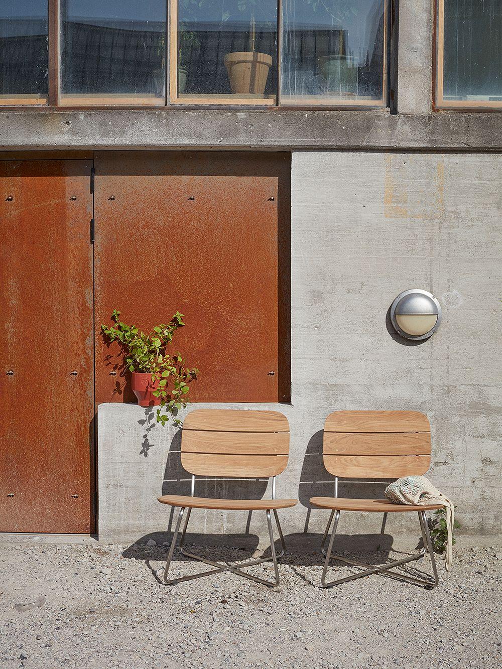 Skagerak's Lilium lounge chair