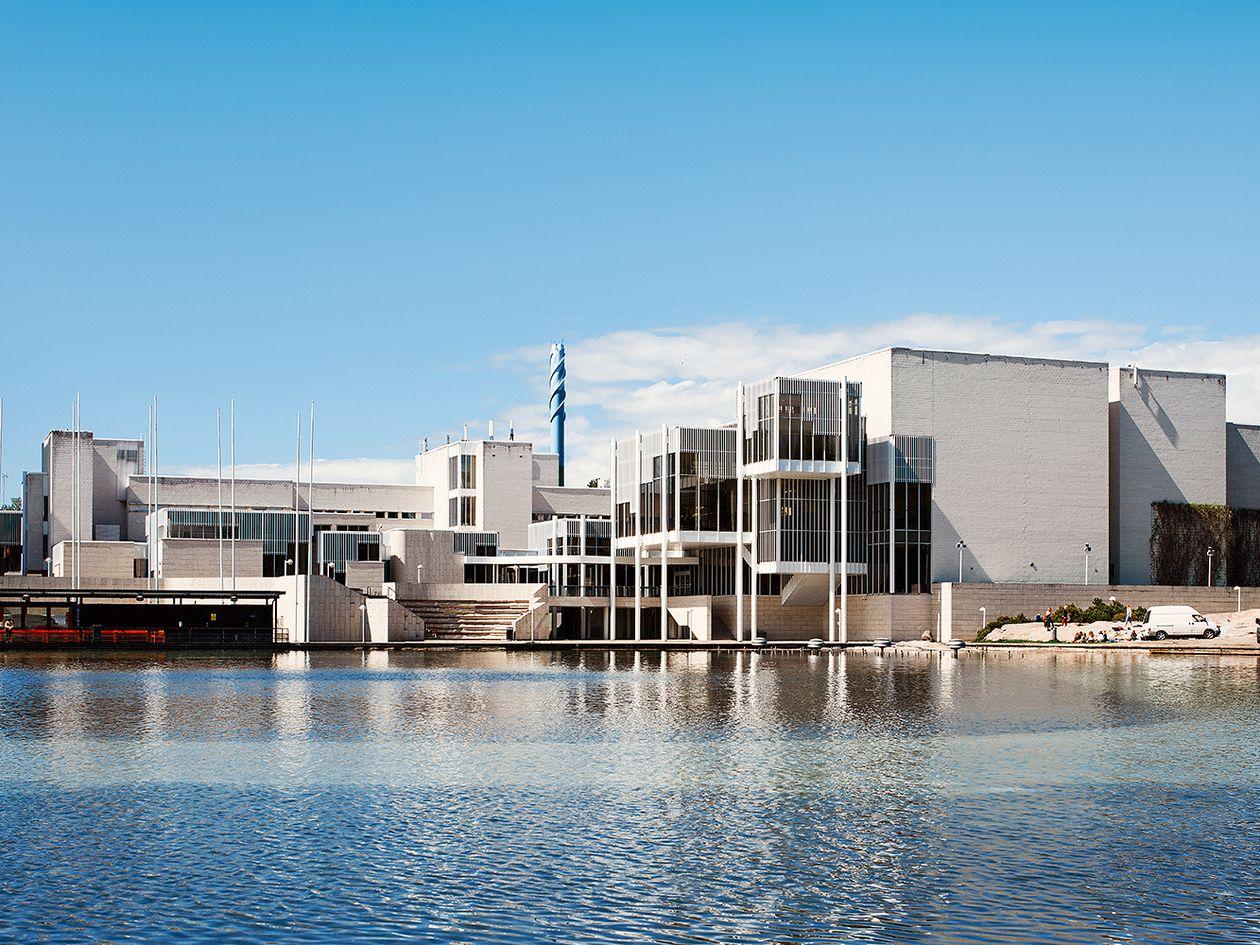 Espoo Cultural Centre in Tapiola