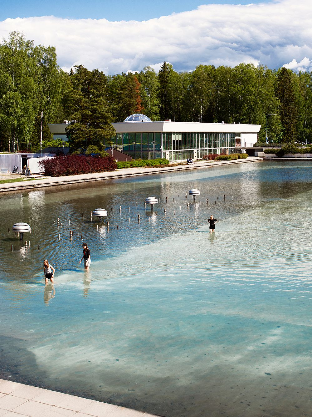 Tapiola Swimming Hall