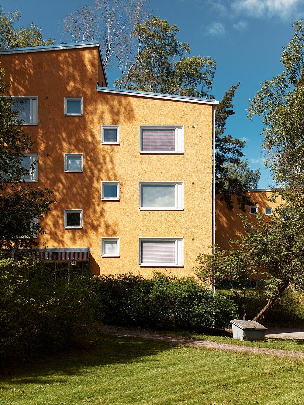 Tapiola architecture