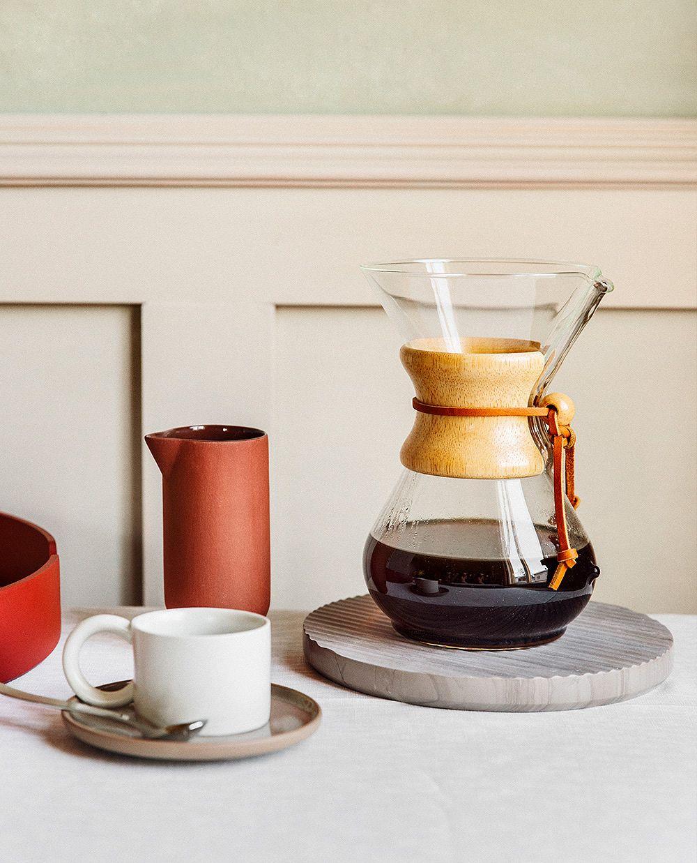 Tivoli's Entry coffee cup in celadon