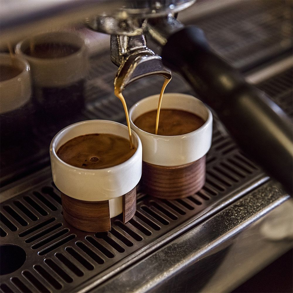 Tonfisk Design's Warm espresso cups.